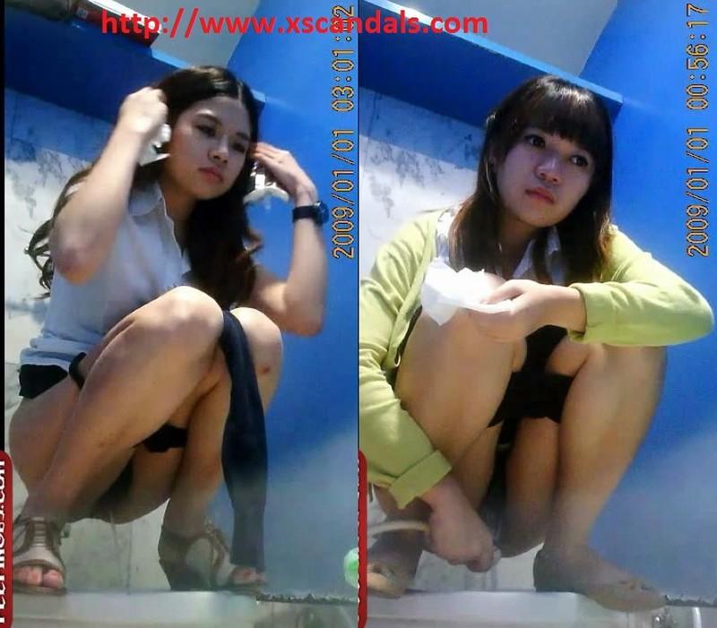 Thailand Student Hidden Cam Toilet VIP 2