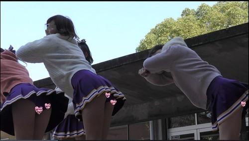 激●チア4K動画4part4