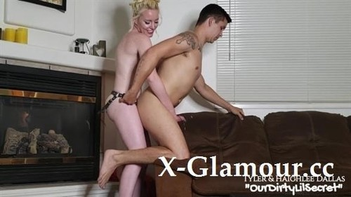 Sexy Femdom Wife Pegs Boy Toy With Big Cock - Ourdirtylilsecret [FullHD]