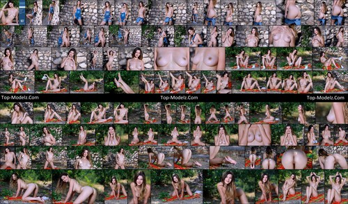 [FemJoy] Stefania - Fun In The Sun - idols
