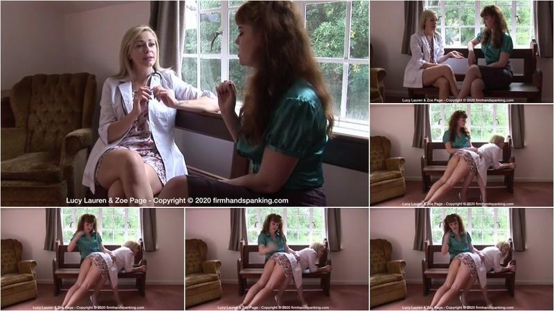 Lucy Lauren - Doctor's Dilemma - A [HD 720p]