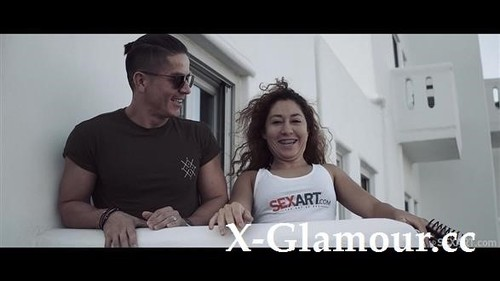 Alexis Crystal, Nick Ross, Nancy A - Holiday On Mykonos Part 1 [HD/720p]