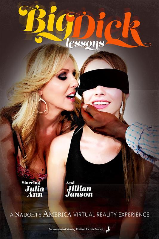 Julia Ann Amp Jillian Janson Big Dick Lessons 2015 1850p30 Vr