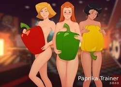 Exiscoming - Paprika Trainer Version 0.15.02