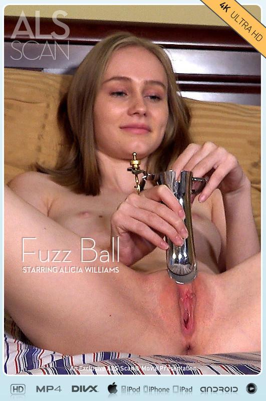 Alicia Williams - Fuzz Ball (2020-06-30)