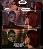 Jazzhands - Critical Mission Failure (Mass Effect sex yuri)