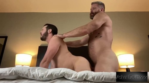 PornHub - Asher Devin, Cain Marko Bareback