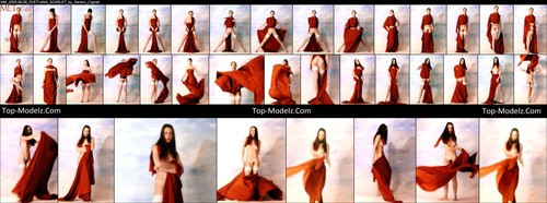 [MetModels] Svetlana - Scarlet metmodels 08230