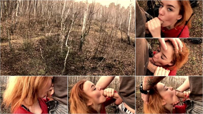 ADOLFxNIKA - Sloppy Blowjob in Park (AHEGAO 60FPS 1080HD PUBLIC CUMSHOT SLOPPY BLOWJOB) [FullHD 1080P]