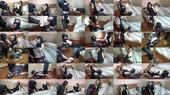 Foot And Shoe Humiliation Loser Slave Floor Licker - Camila