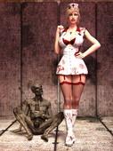 TaiDoro- Nurse Julia vs Zombie