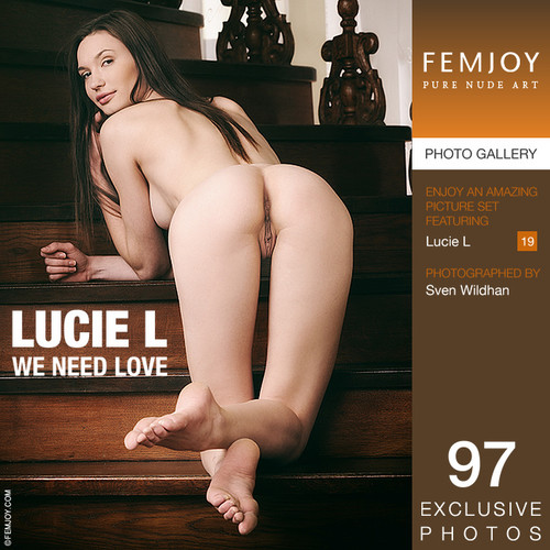 Lucie L - We need love (x97)