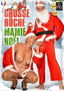 Grandma's Big Christmas Log