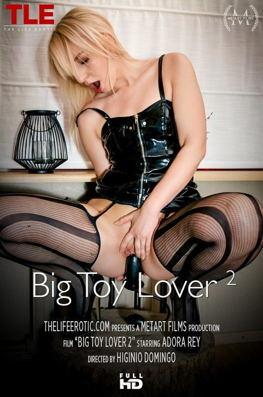 Adora Rey - Big Toy Lover 2 (Aug 29, 2020)