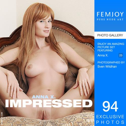 Anna X - Impressed (x94)