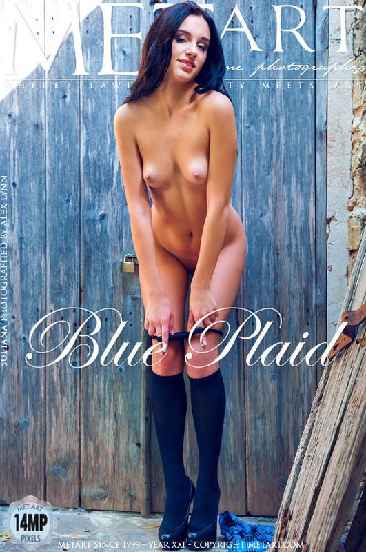 Sultana - Blue Plaid (3 Sep, 2020)