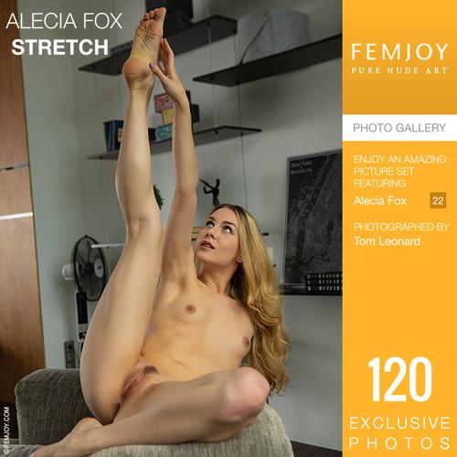 Alecia Fox in Stretch (2020-09-03)