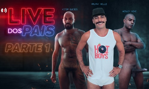 HotBoys - Live Dos Pais: Recording Part 1 Bareback