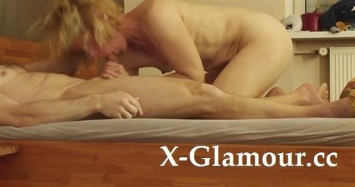 Blonde Wife Gets Filled Up With Jizz [HD]