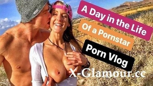 A Day In The Life Of A Pornstar Porn Vlog Fucking In Las Vegas [FullHD]
