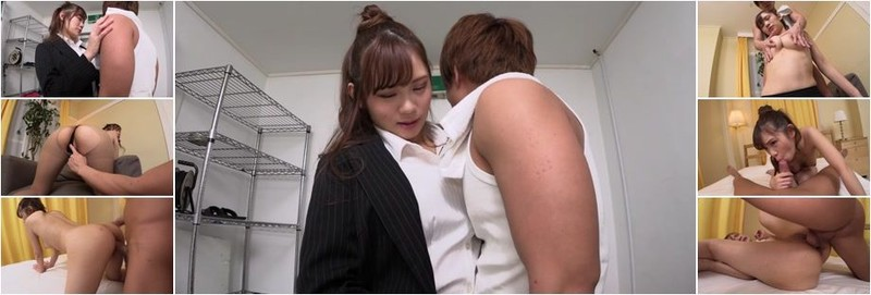 Komori Mikuro - After 6 -Innocent-look Office Lady Has Two Faces (FullHD)