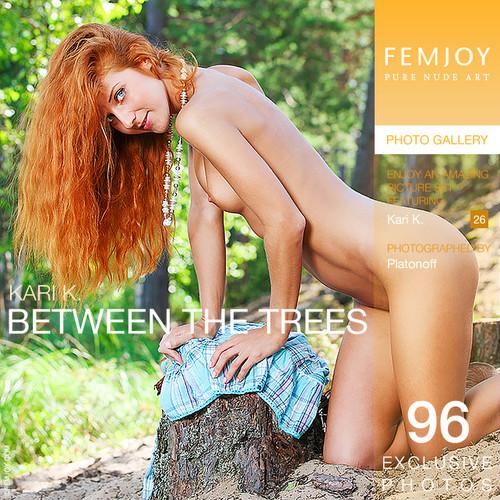 Kari K - Between the trees (x96)