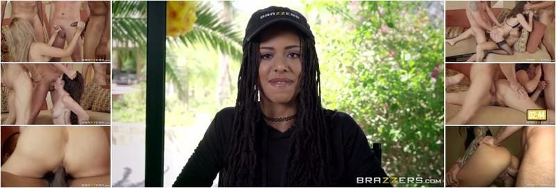 Aaliyah Hadid, Ashley Adams, Bridgette B, Gina Valentina, Karma Rx, Katrina Jade, Kira Noir, Kissa Sins, Lela Star, Lena Paul, Nicolette Shea - Brazzers House 3: Episode 2 (HD)