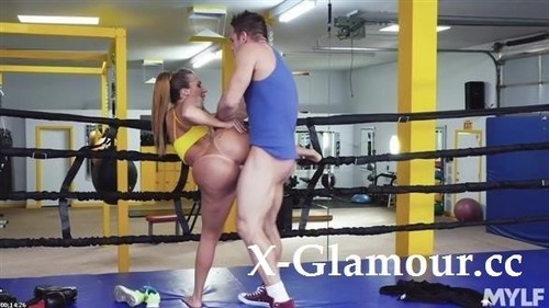 """Richelle Ryan in """"Early Sparring"""" [HD]"""