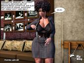 PigKing - Margo - Part 5 - Full comic