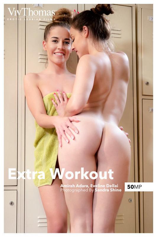 Amirah Adara, Eveline Dellai - Extra Workout (2020-09-14)