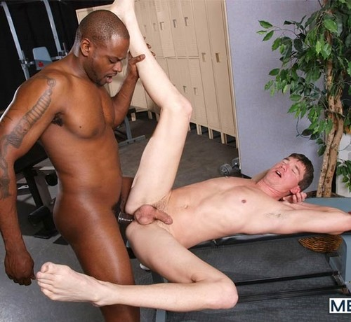 MEN - On Probation: Diesel Washington & William Vas