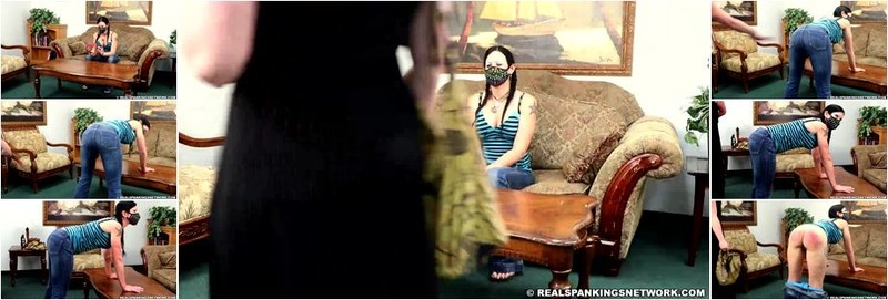 Lilith - Lilith Asks For A Spanking (FullHD)