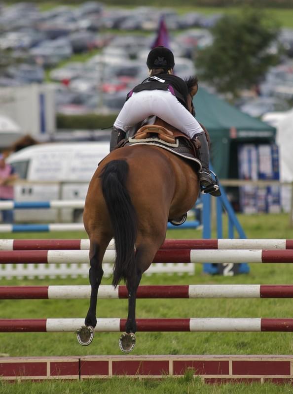 equestrian girls in boots & jodhpurs