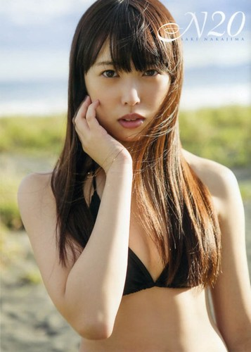 [978-4847046186] Saki Nakajima 中島早貴 - ℃-ute 中島早貴 写真集 『 N20 』