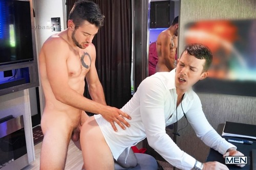 MEN - Thirst Impressions: Dante Colle, Nic Sahara Bareback (Sep 21)