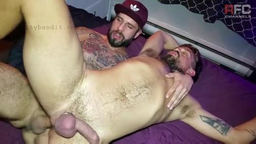RawFuckClub - Romeo Davis Barebacking Ashton