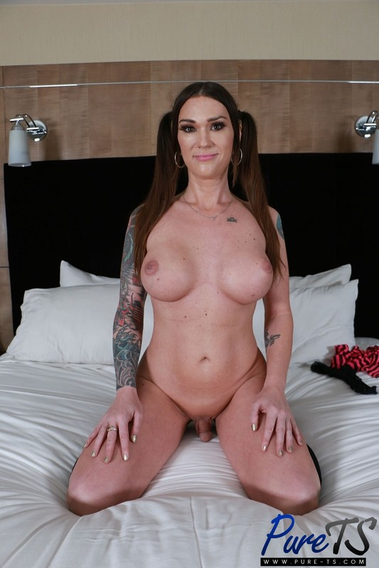 Cayla Embry Busty Trans Doll Gets Her Ass Fucked (24 September 2020)