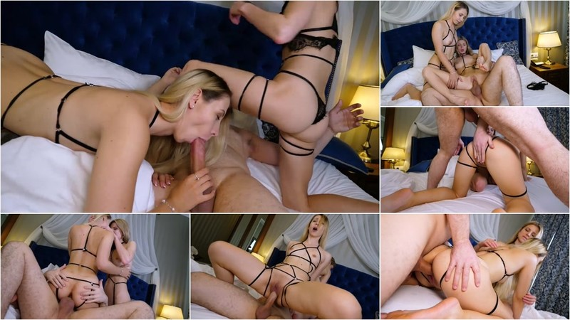 Gina Gerson, Stephanie Moon - Bed & Breakfast [FullHD 1080P]
