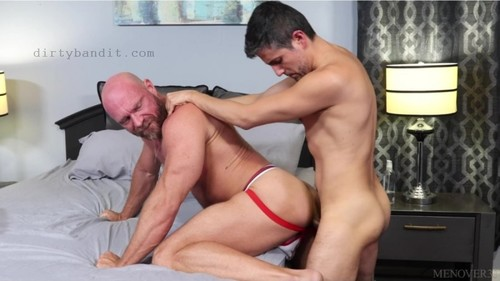 MenOver30 - My Boyfriend Multi Cums!: Killian Knox, Marc Danton Bareback (Sep 25)