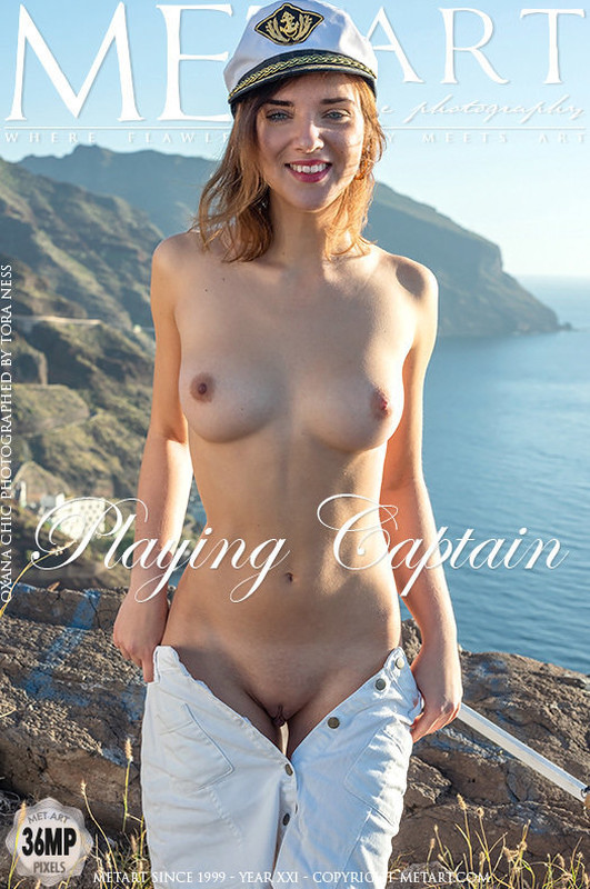 Oxana Chic - Playing Captain (2020-09-26)