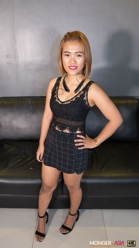 Mongerinasia - Kristine -  Cute, Bubbly Filipina Teen Dreams of Getting Inseminated