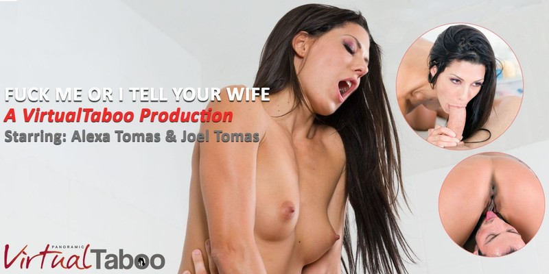 Fuck Me Or I Tell Your Wife Alexa Tomas Smartphone