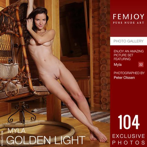 MYLA - Golden Light (2020-10-01)