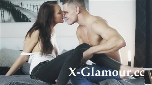 Katy Rose, Maxmilian Dior - Busty Chick Enjoys Passionate Sex (FullHD)