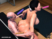 CrazyDad3d - Mother desire forbidden 12 - Full comic