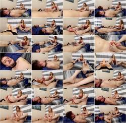 TortureTime: Lauren Phillips - Unlocking Day Foot Worship Competition - Featuring Lauren Phillips And Elis Ataxxx (2020) 1080p WebRip