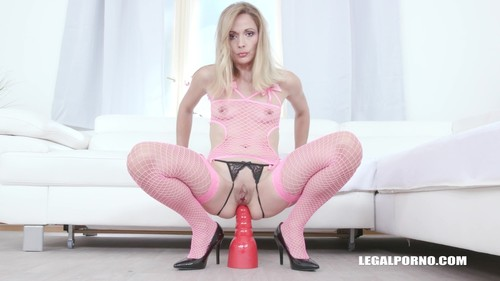 LegalPorno - Alice Hatter is back to get fucked by 3 BBC IV523