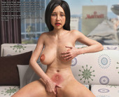 OHH - The Busty Barista 1-6