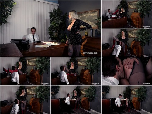 Madeline Marlowe – Hot Secretary: Using Her Boss's Tongue (SiteRip)