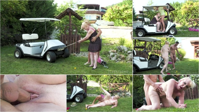 Nanney Hole In One With [FullHD 1080P]